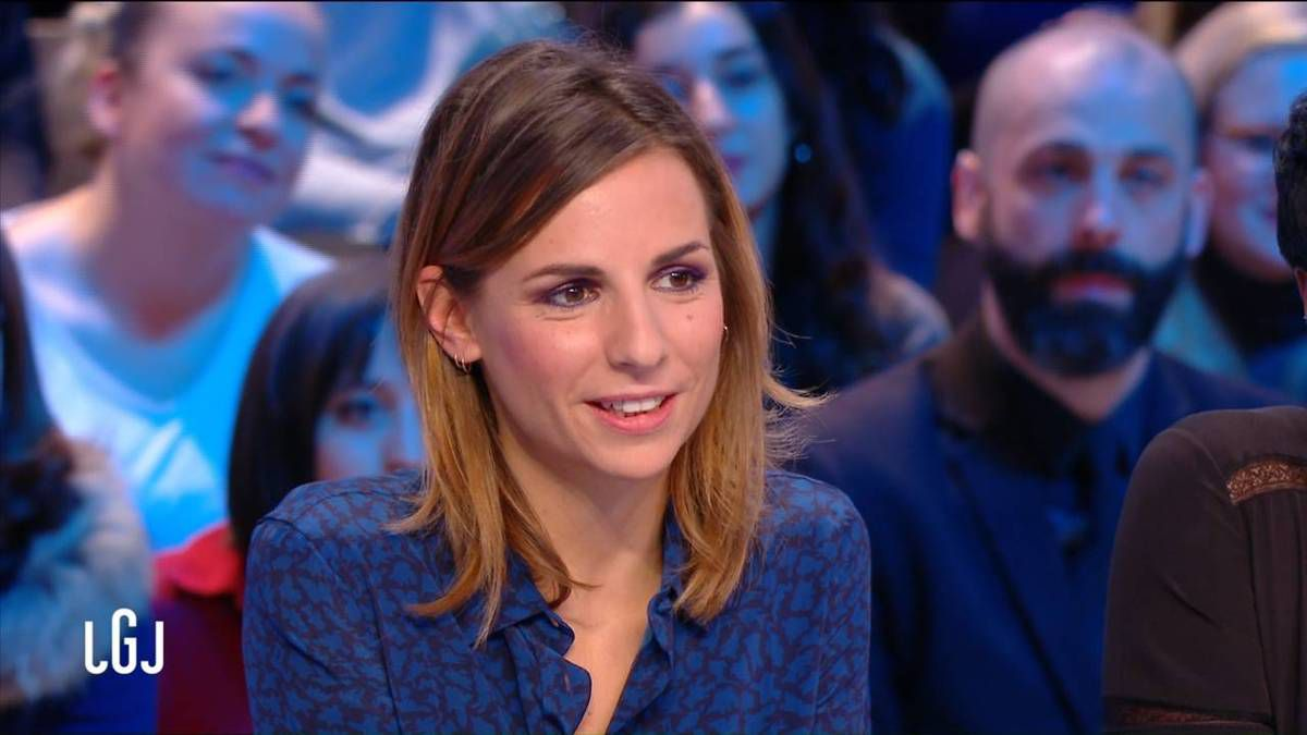 Alice Darfeuille Le Grand Journal Canal+ le 25.11.2016