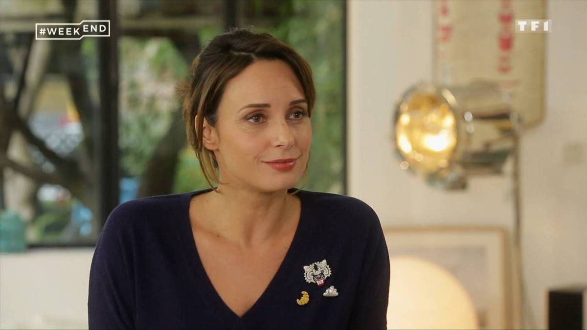 Julia Vignali #Weekend TF1 le 26.11.2016
