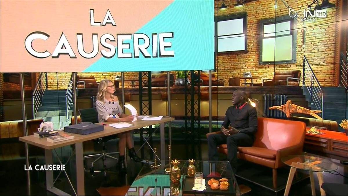 Mariella Tiemann La Causerie beIn Sports le 26.11.2016