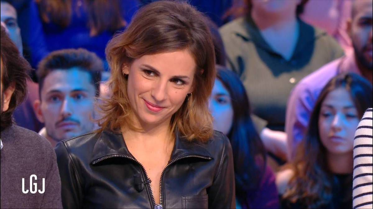 Alice Darfeuille Le Grand Journal Canal+ le 28.11.2016