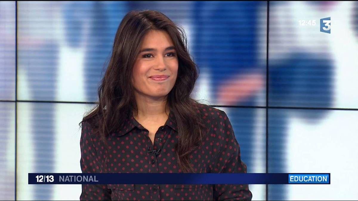 Emilie Tran Nguyen Le 12/13 France 3 le 29.11.2016