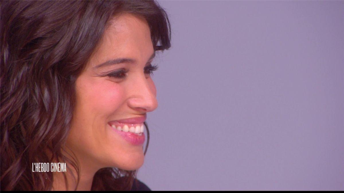 Laurie Cholewa L'Hebdo Cinéma Canal+ le 04.02.2017