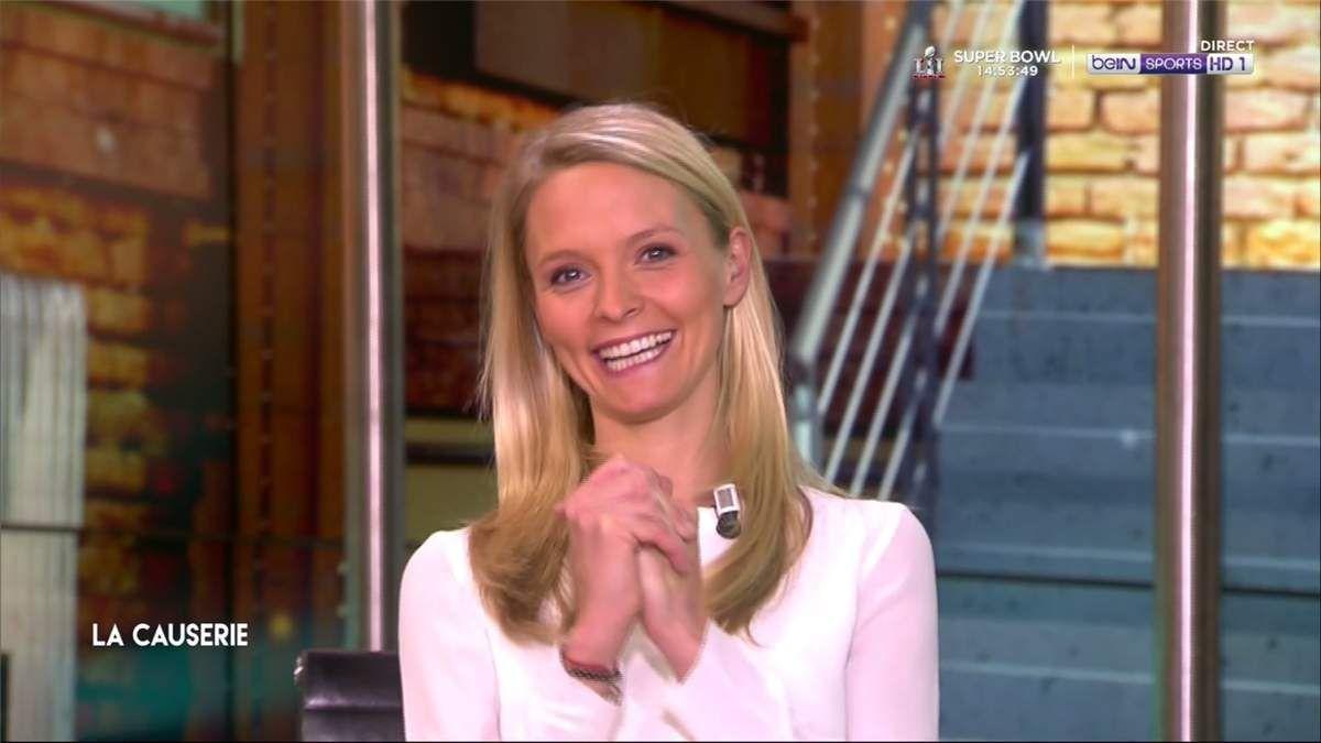 Mariella Tiemann La Causerie beIn Sports le 05.02.2017