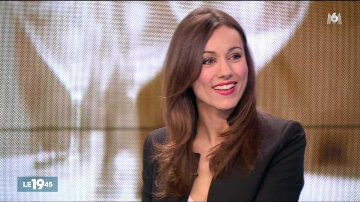 Marie-Ange Casalta Le 19:45 M6 le 05.02.2017