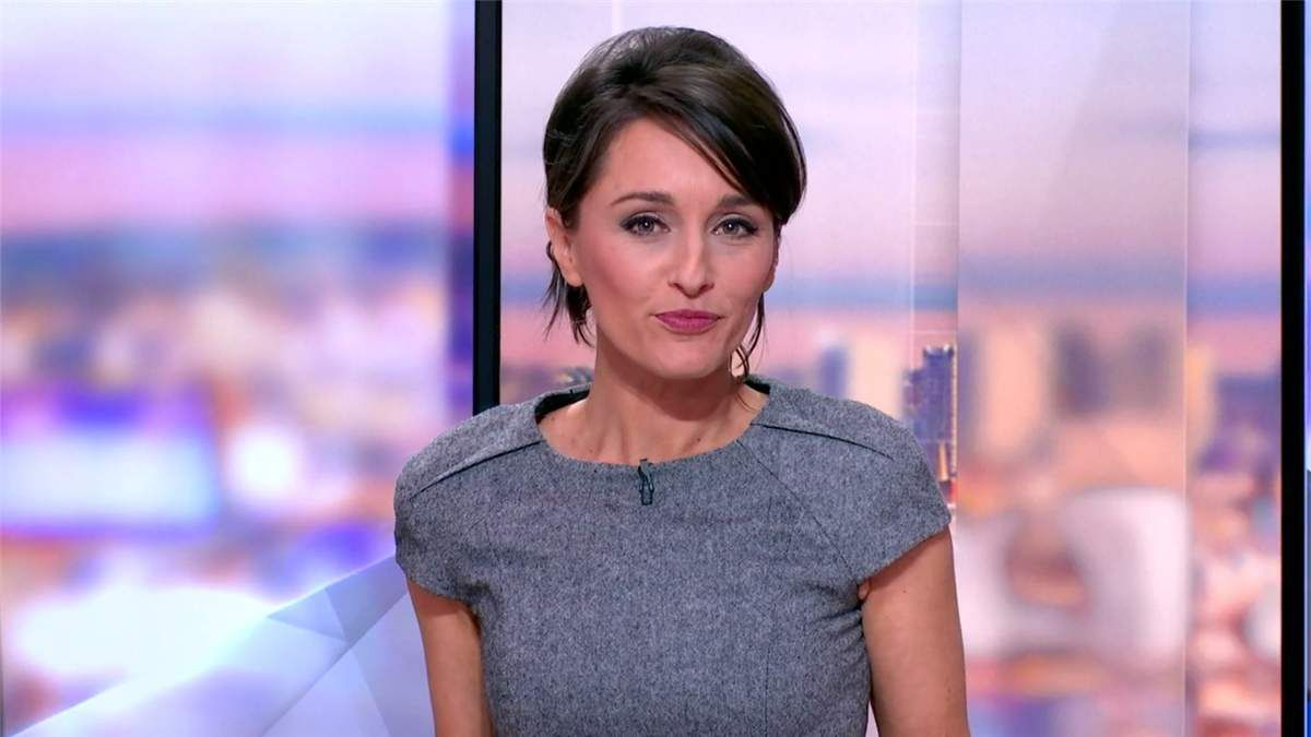 Amandine Bégot LCI Matin LCI le 06.02.2017