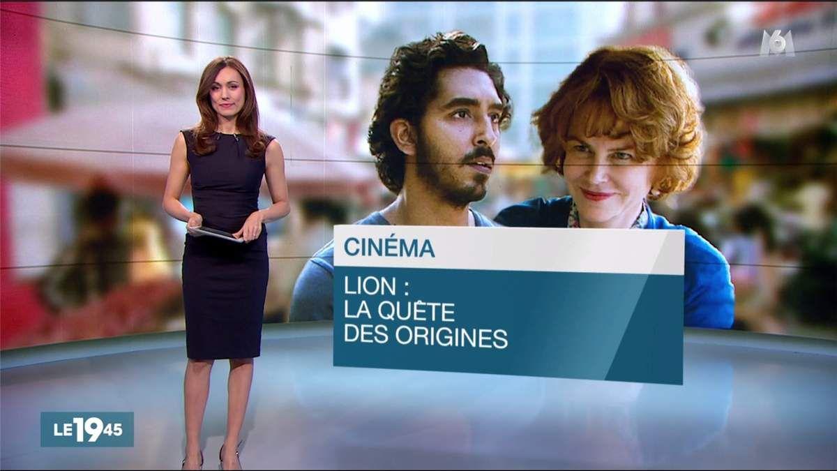 Marie-Ange Casalta Le 19:45 M6 le 10.02.2017