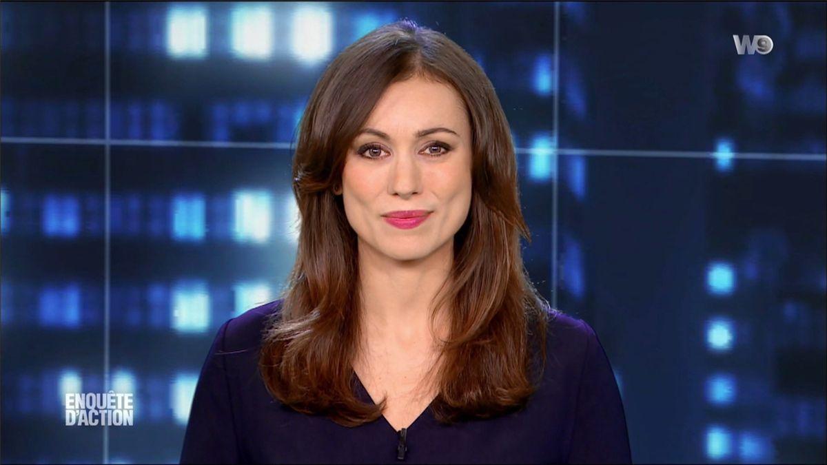 Marie-Ange Casalta Enquête d'Action W9 le 10.02.2017