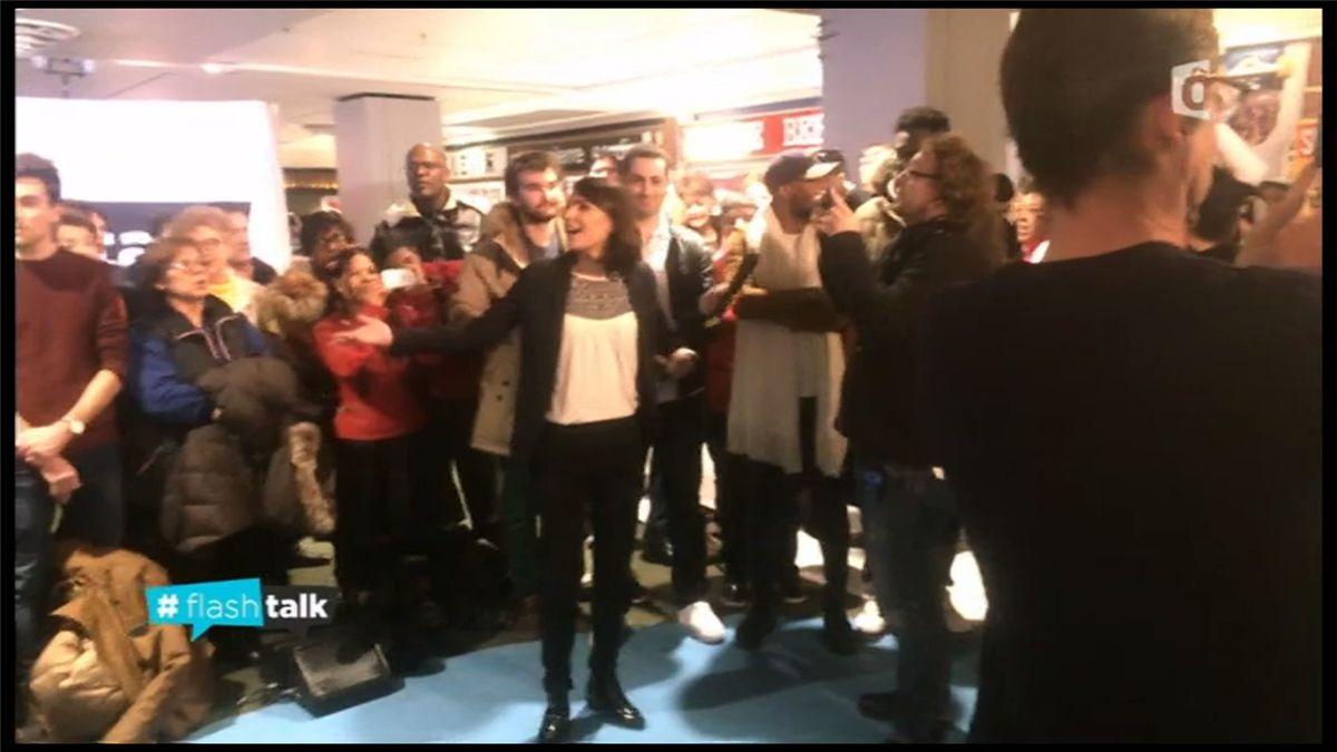 Sonia Chironi Flash Talk France Ô le 11.02.2017 1/2