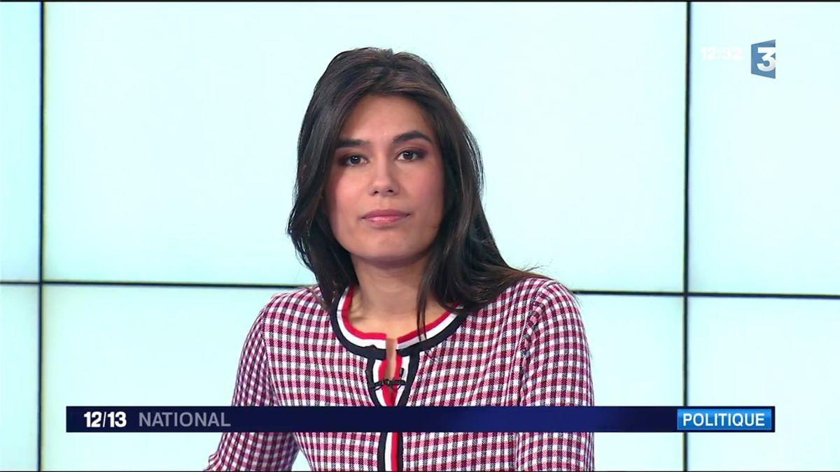 Emilie Tran Nguyen Le 12/13 France 3 le 13.03.2017