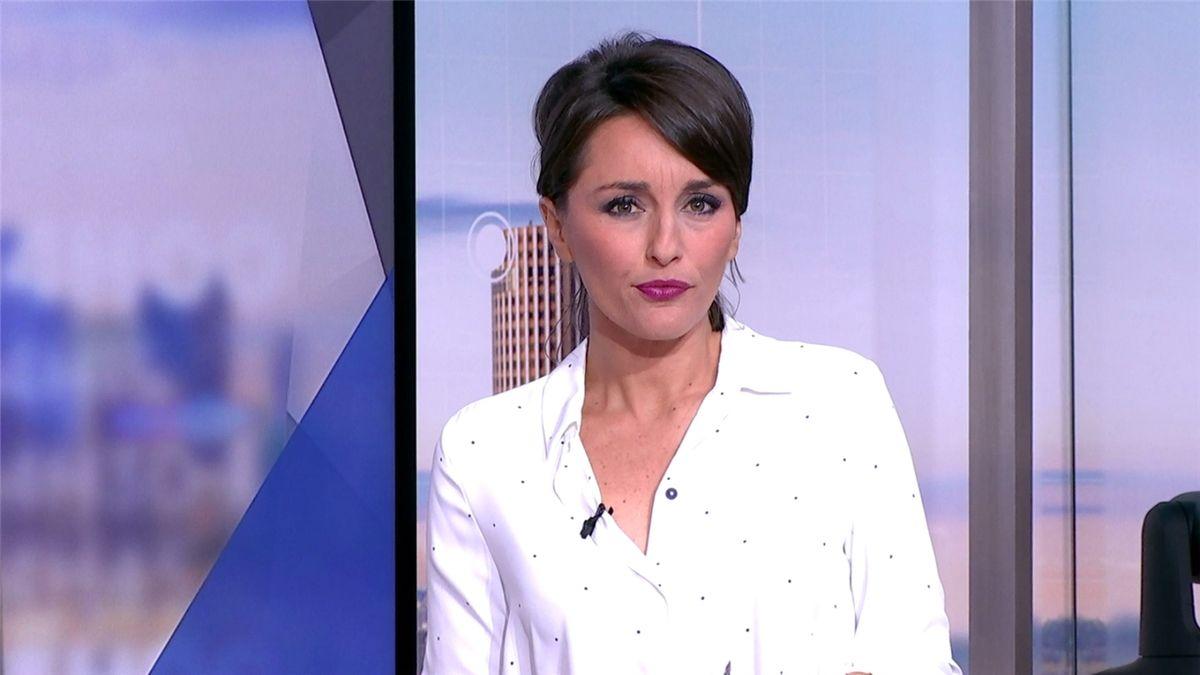 Amandine Bégot LCI Matin LCI le 14.02.2017