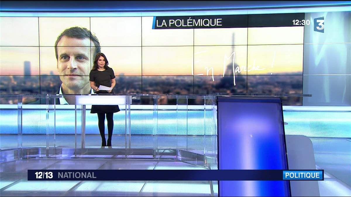 Emilie Tran Nguyen Le 12/13 France 3 le 16.02.2017