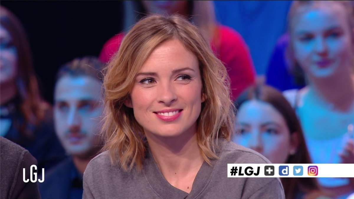 Isabelle Ithurburu Le Grand Journal Canal+ le 17.02.2017