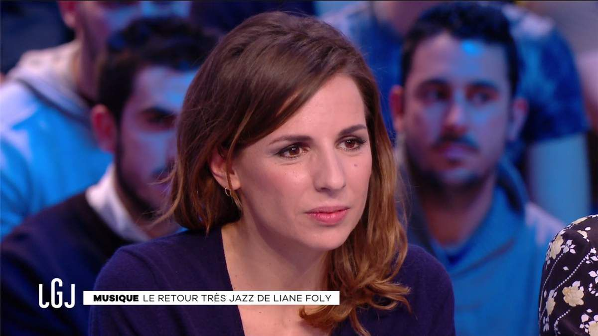 Alice Darfeuille Le Grand Journal Canal+ le 17.02.2017