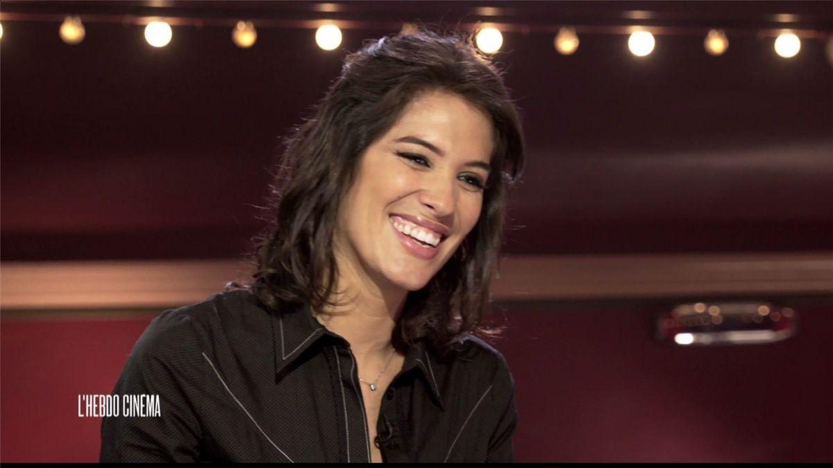 Laurie Cholewa L'Hebdo Cinéma Canal+ le 18.02.2017