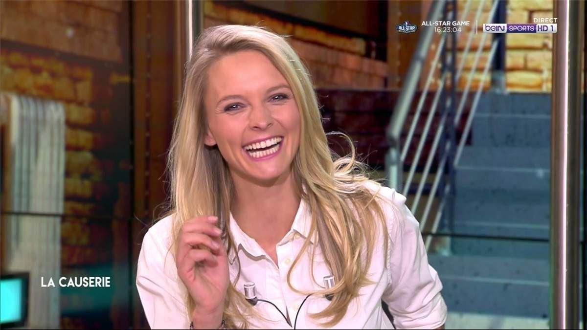 Mariella Tiemann La Causerie beIn Sports le 19.02.2017