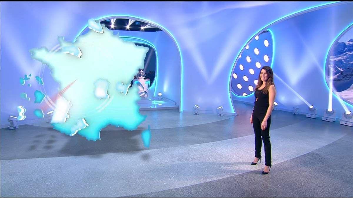 Karine Ferri Tirage Loto TF1 le 20.02.2017