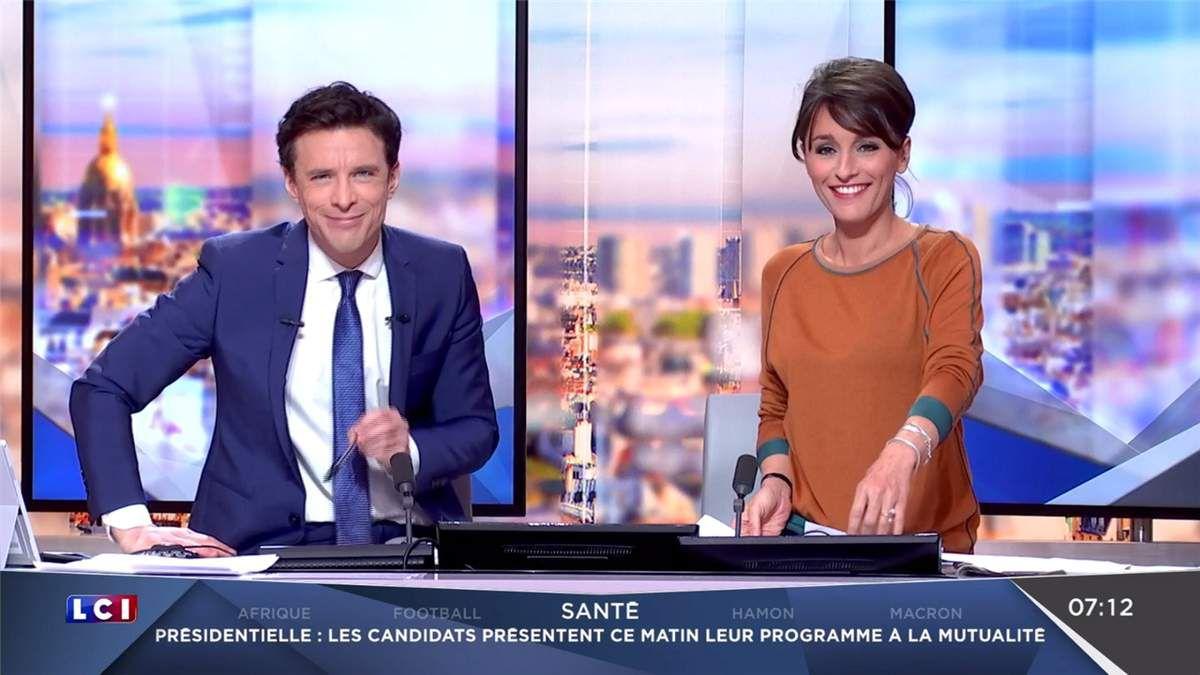 Amandine Bégot LCI Matin LCI le 21.02.2017
