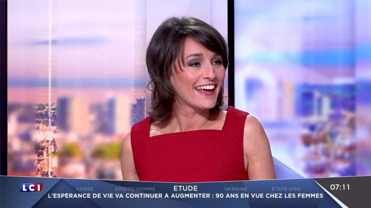 Amandine Bégot LCI Matin LCI le 22.02.2017