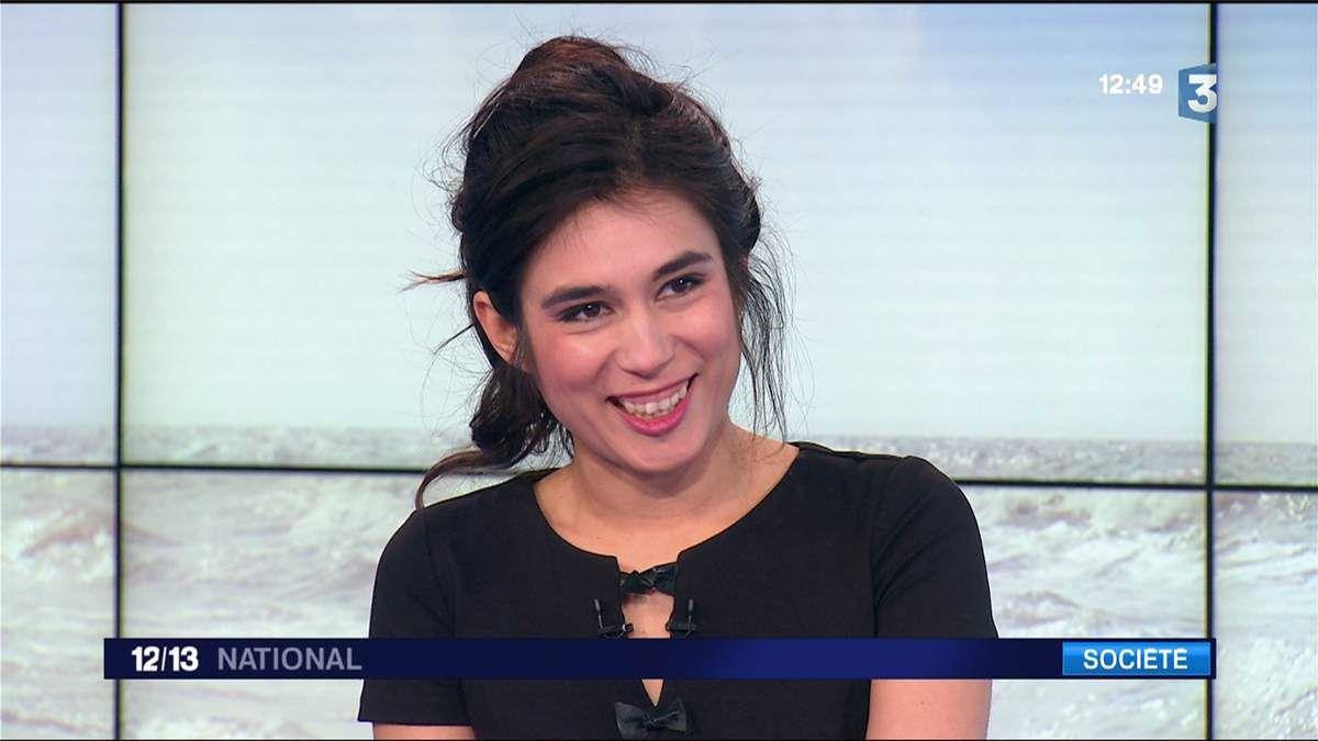 Emilie Tran Nguyen Le 12/13 France 3 le 22.02.2017
