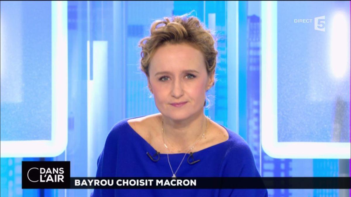 Caroline Roux C Dans l'Air France 5 le 22.02.2017