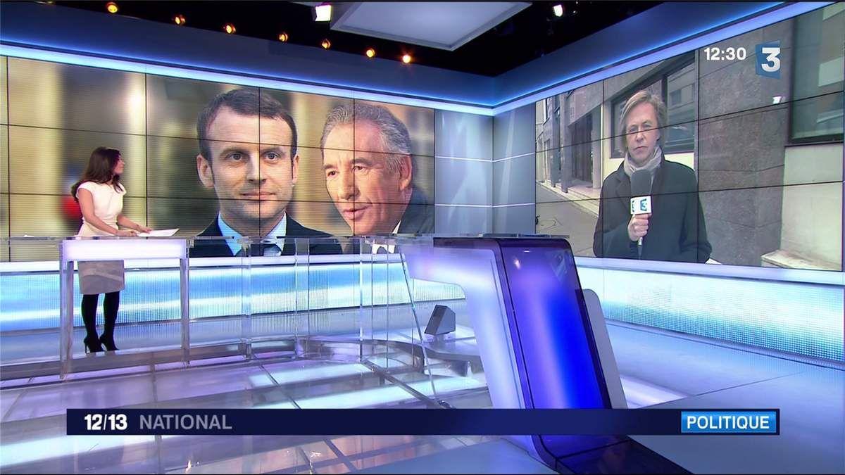 Emilie Tran Nguyen Le 12/13 France 3 le 23.02.2017