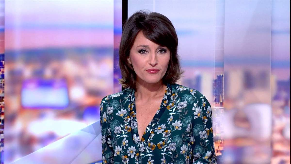 Amandine Bégot LCI Matin LCI le 23.02.2017