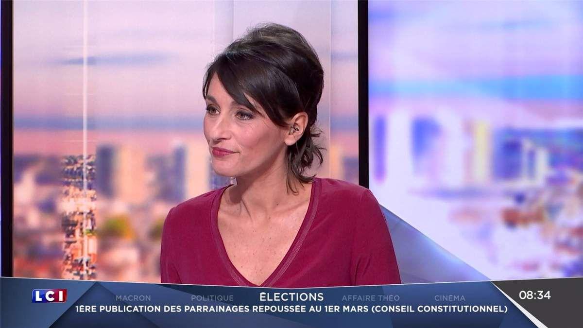 Amandine Bégot LCI Matin LCI le 24.02.2017
