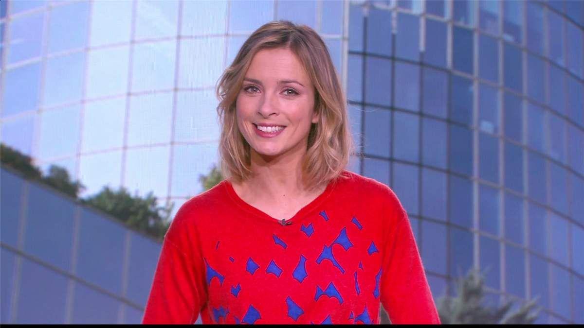 Isabelle Ithurburu Le Tube Canal+ le 25.02.2017