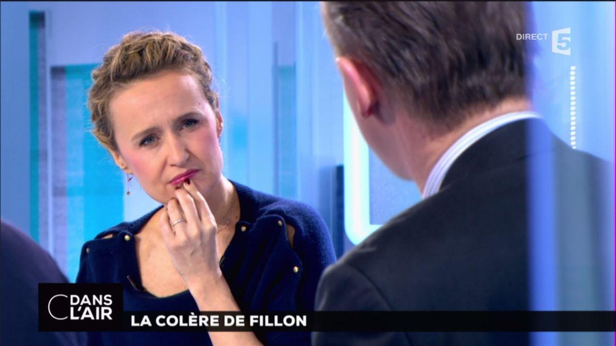 Caroline Roux C Dans l'Air France 5 le 27.02.2017