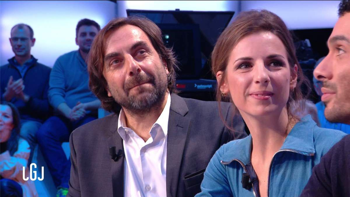 Alice Darfeuille Le Grand Journal Canal+ le 03.03.2017