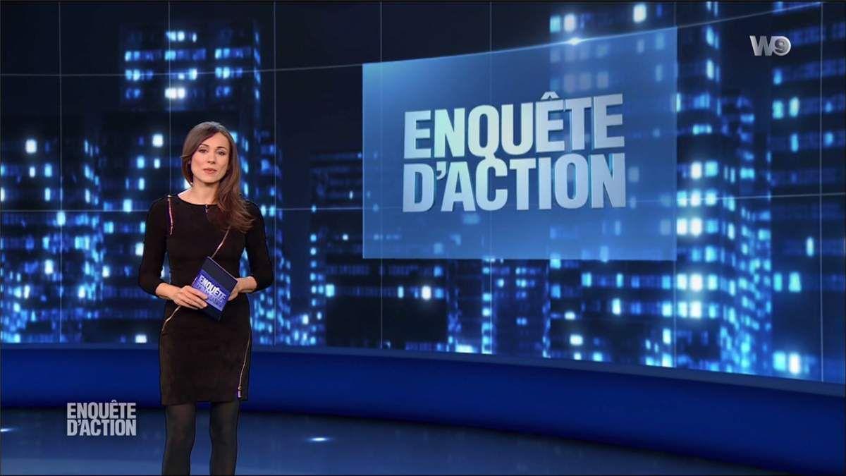 Marie-Ange Casalta Enquête d'Action W9 le 03.03.2017