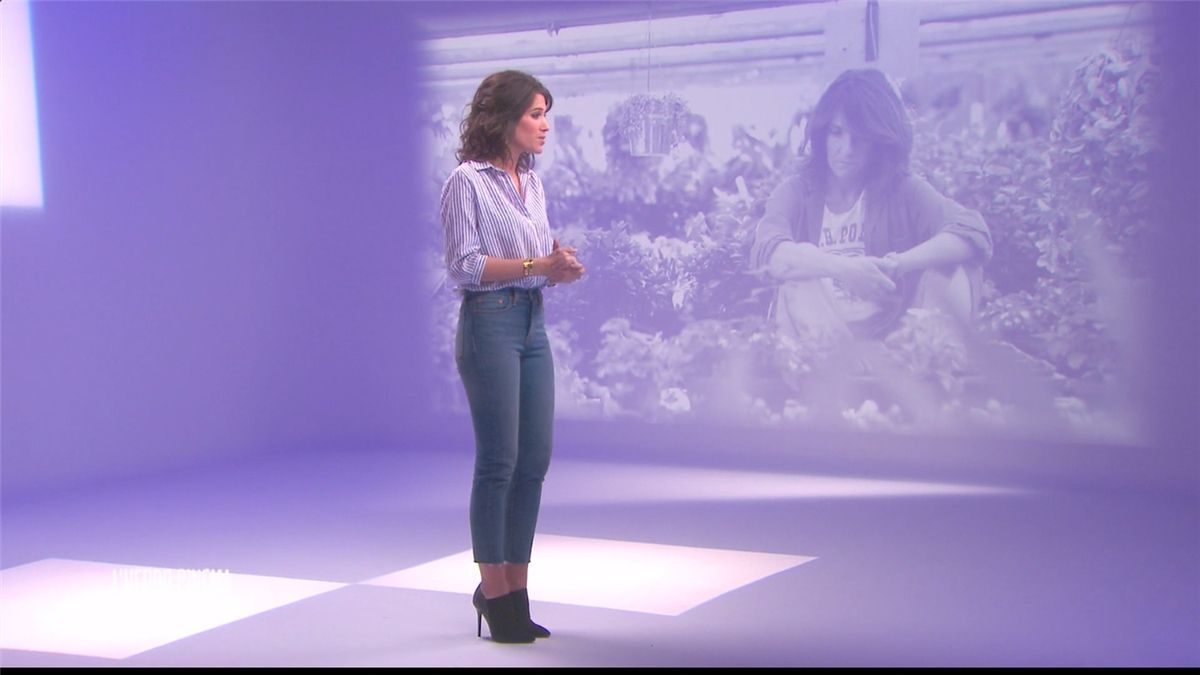 Laurie Cholewa L'Hebdo Cinéma Canal+ le 04.03.2017