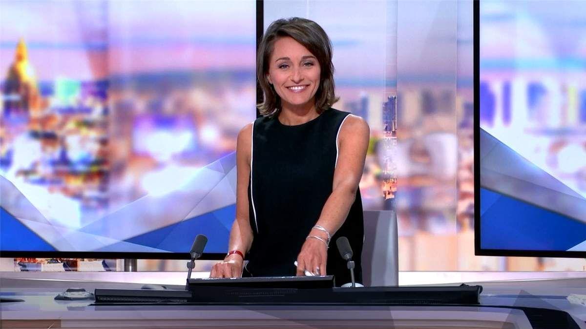 Amandine Bégot LCI Matin LCI le 07.03.2017
