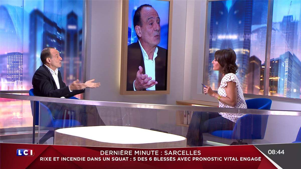 Amandine Bégot LCI Matin LCI le 16.03.2017