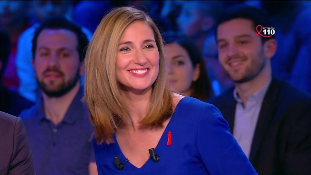 Marie Portolano Canal Football Club Canal+ le 26.03.2017