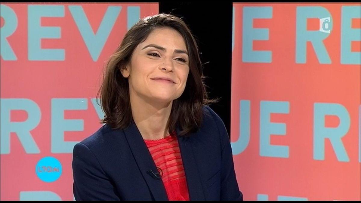 Sonia Chironi Les Témoins d'Outre-Mer France Ô le 28.03.2017