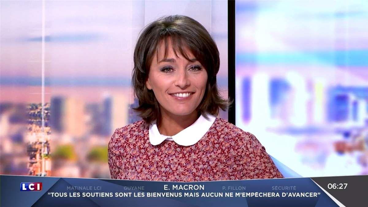 Amandine Bégot LCI Matin LCI le 29.03.2017