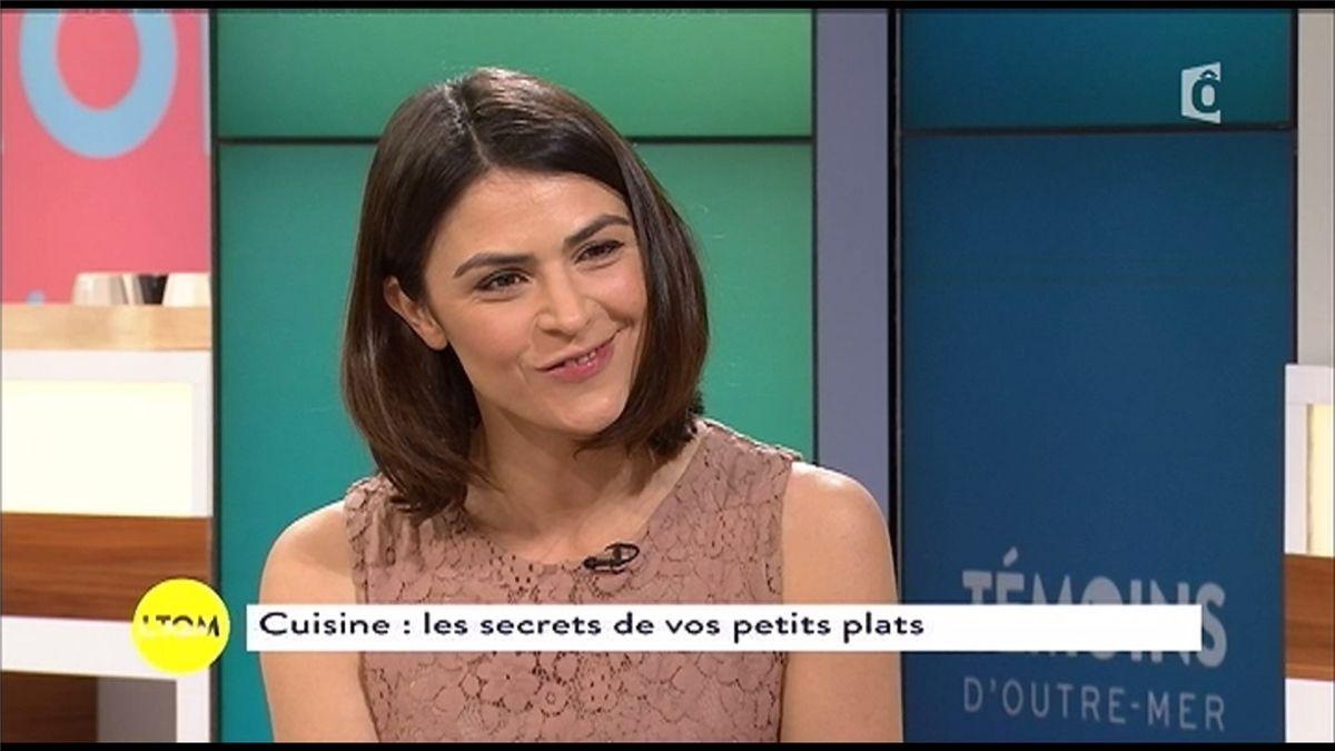 Sonia Chironi Les Témoins d'Outre-Mer France Ô le 30.03.2017
