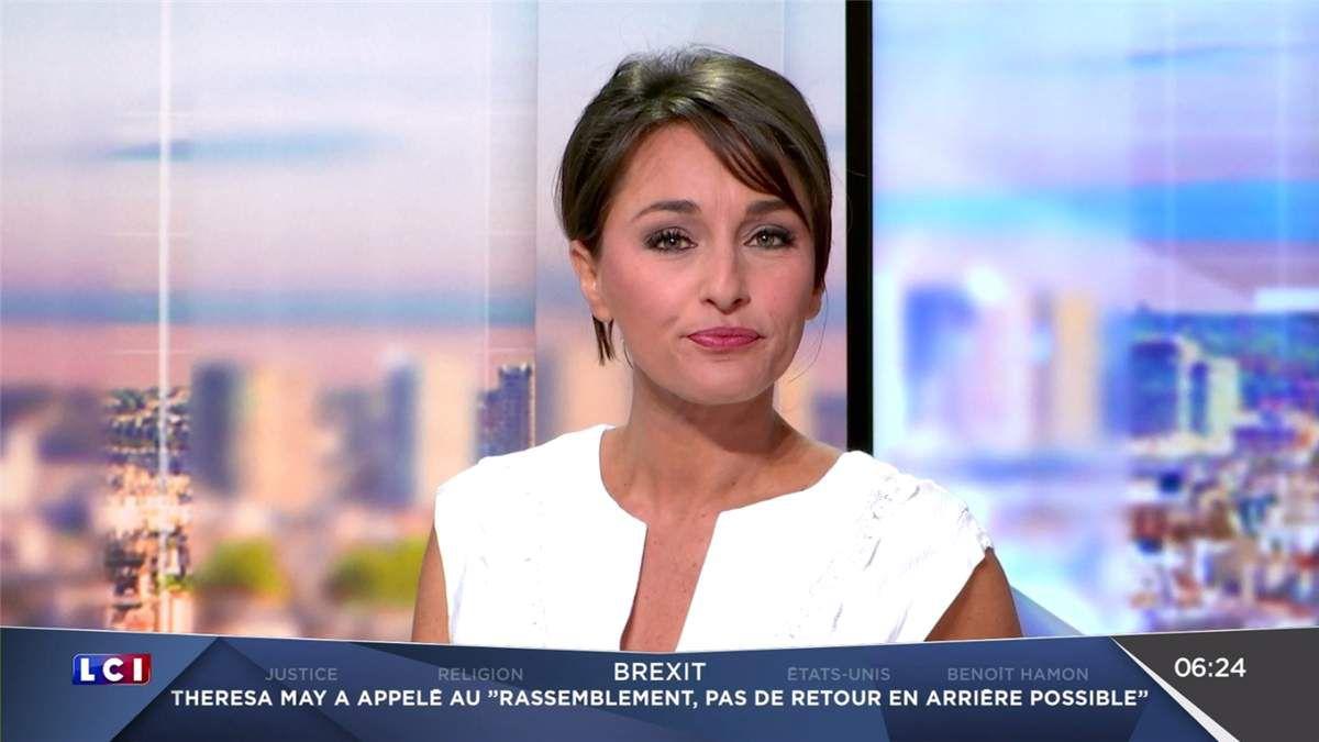 Amandine Bégot LCI Matin LCI le 30.03.2017