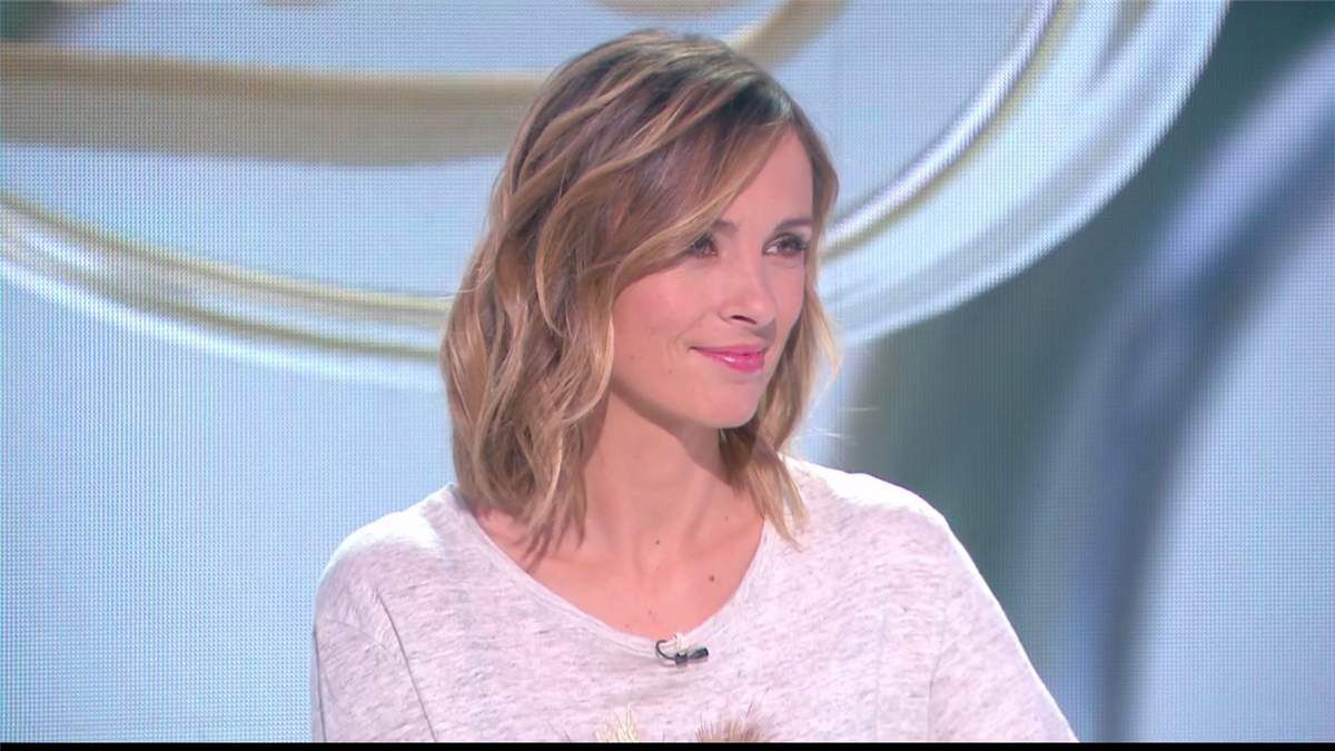 Isabelle Ithurburu Le Tube Canal+ le 01.04.2017