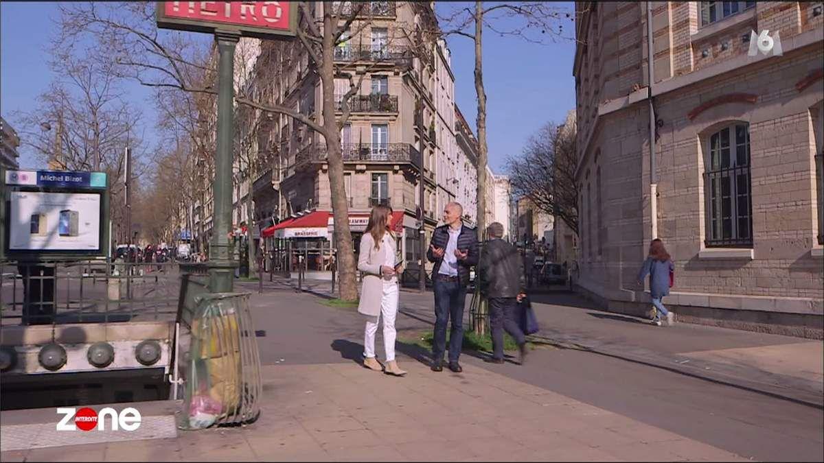 Ophélie Meunier Zone Interdite M6 le 02.04.2017