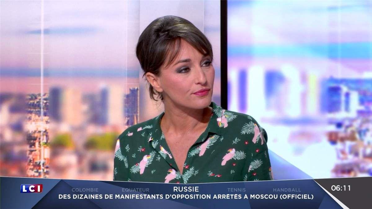 Amandine Bégot LCI Matin LCI le 03.04.2017