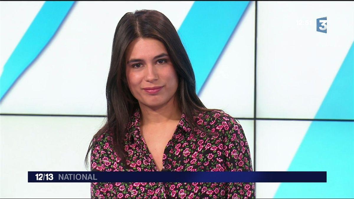 Emilie Tran Nguyen Le 12/13 France 3 le 04.04.2017