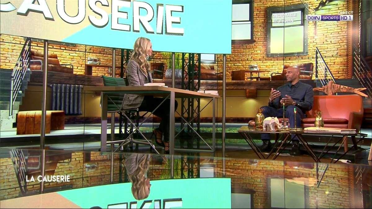 Mariella Tiemann La Causerie beIn Sport le 08.04.2017