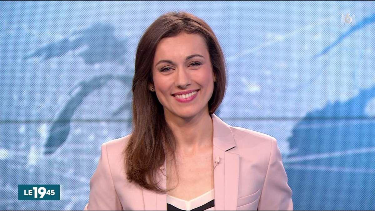 Marie-Ange Casalta Le 19:45 M6 le 14.04.2017