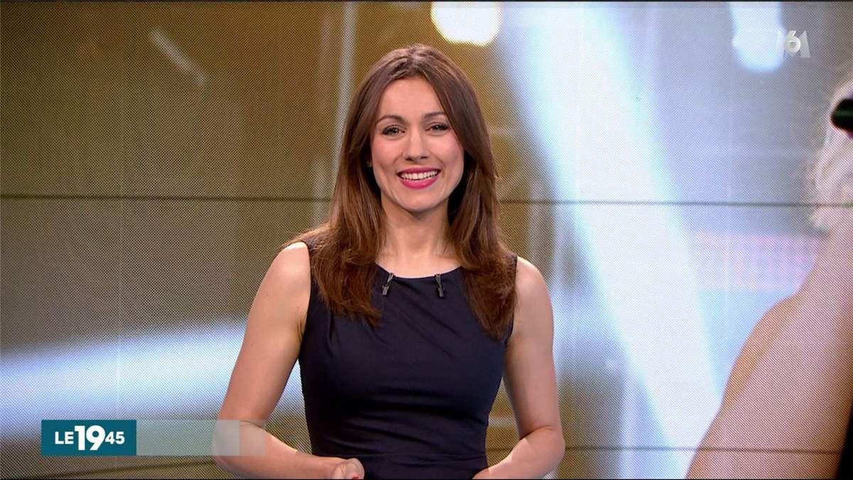 Marie-Ange Casalta Le 19:45 M6 le 16.04.2017
