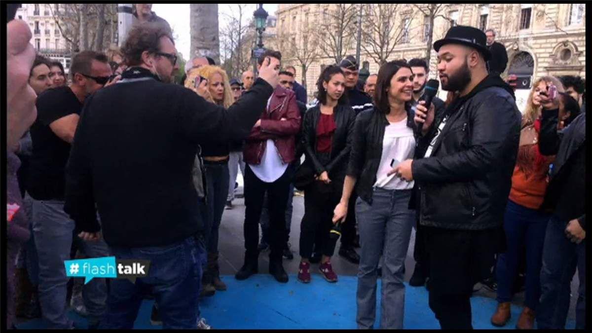 Sonia Chironi Flash Talk France Ô le 22.04.2017
