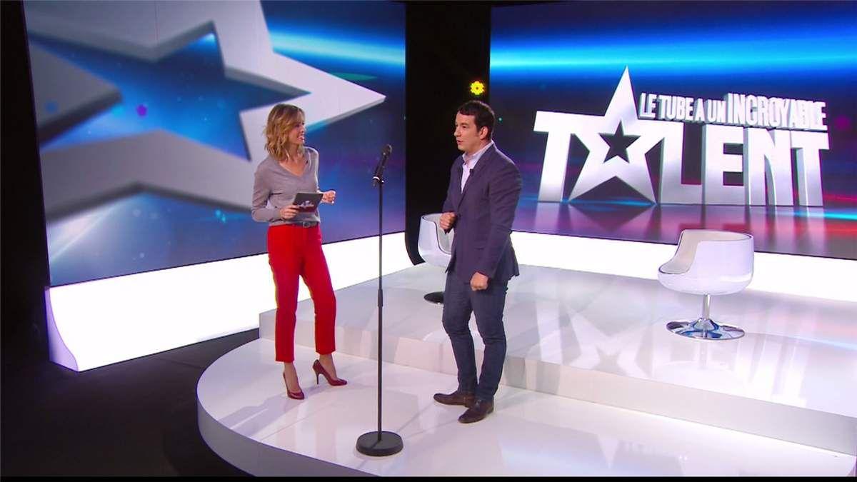 Isabelle Ithurburu Le Tube Canal+ le 22.04.2017