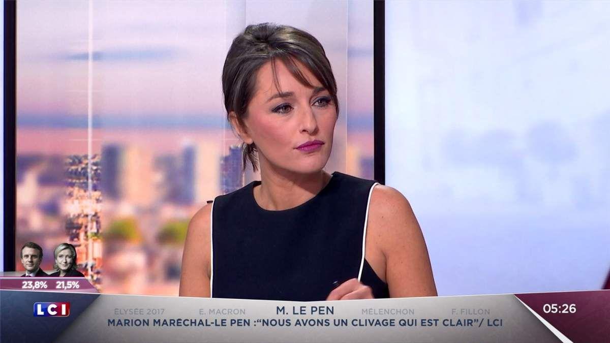 Amandine Bégot LCI Matin LCI le 24.04.2017