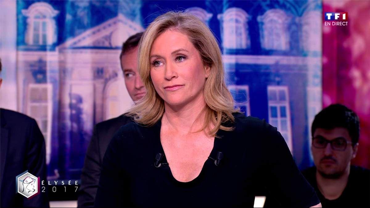 Melissa Bell Elysée 2017 TF1 le 27.04.2017